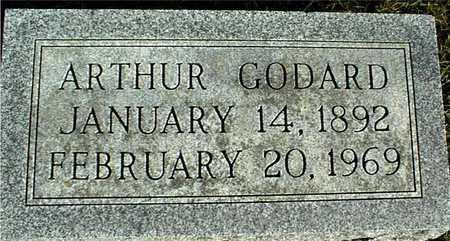 GODARD, ARTHUR - Jackson County, Iowa | ARTHUR GODARD