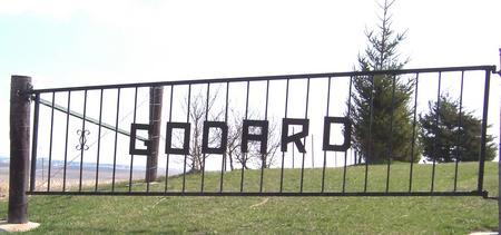 GODARD, CEMETERY - Jackson County, Iowa | CEMETERY GODARD