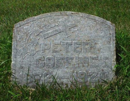 GOFFINETT, PETER - Jackson County, Iowa   PETER GOFFINETT