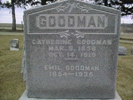 GOODMAN, EMIL - Jackson County, Iowa | EMIL GOODMAN