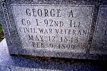 GOTTSHALL, GEORGE A. - Jackson County, Iowa | GEORGE A. GOTTSHALL