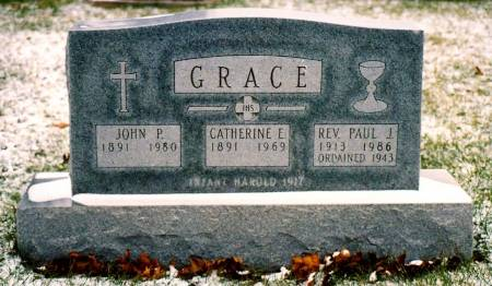 GRACE, HAROLD - Jackson County, Iowa | HAROLD GRACE