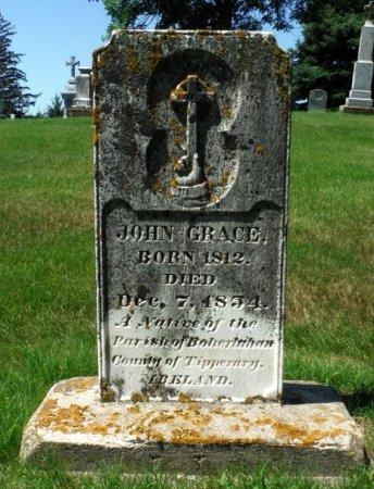 GRACE, JOHN - Jackson County, Iowa | JOHN GRACE