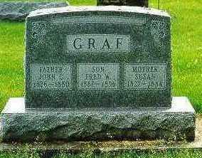 GRAF, SUSAN - Jackson County, Iowa | SUSAN GRAF