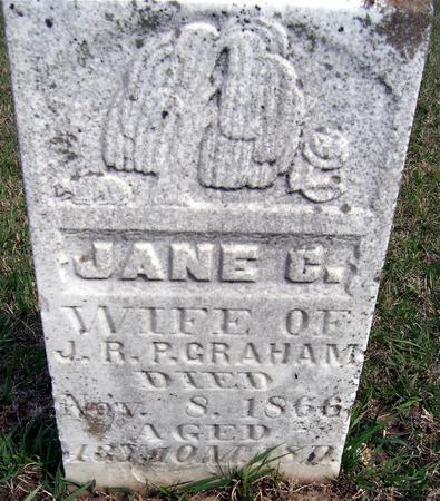 GRAHAM, JANE C. - Jackson County, Iowa | JANE C. GRAHAM