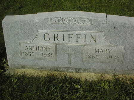 GRIFFIN, ANTHONY - Jackson County, Iowa | ANTHONY GRIFFIN