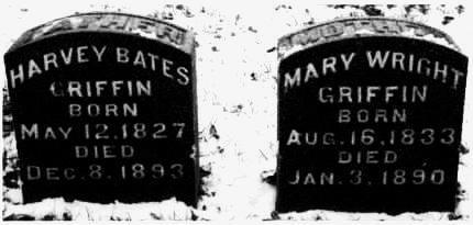 GRIFFIN, HARVEY / MARY - Jackson County, Iowa | HARVEY / MARY GRIFFIN