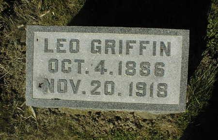 GRIFFIN, LEO - Jackson County, Iowa   LEO GRIFFIN