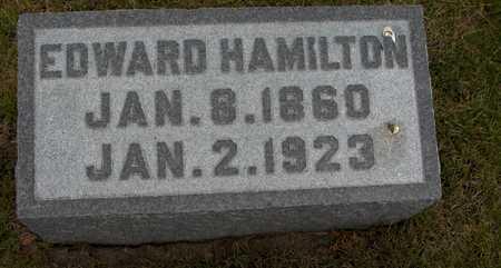 HAMILTON, EDWARD - Jackson County, Iowa | EDWARD HAMILTON