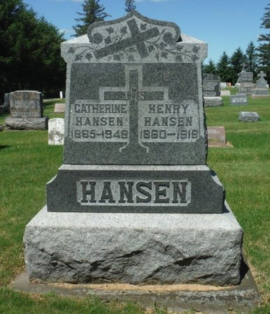 HANSEN, HENRY - Jackson County, Iowa | HENRY HANSEN