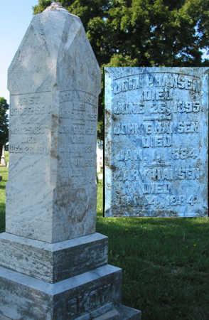 HANSEN, JOHN - Jackson County, Iowa   JOHN HANSEN