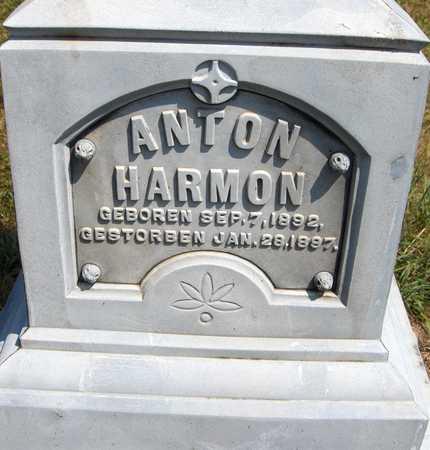 HARMON, ANTON - Jackson County, Iowa | ANTON HARMON