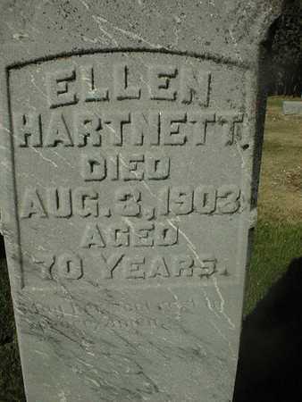 HARTNETT, ELLEN - Jackson County, Iowa   ELLEN HARTNETT