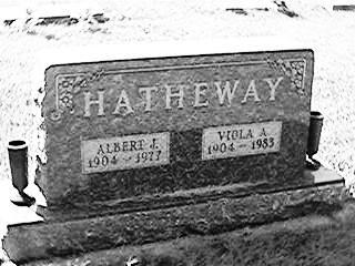 HATHEWAY, VIOLA - Jackson County, Iowa | VIOLA HATHEWAY