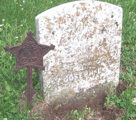 HEIL, JOSEPH G. - Jackson County, Iowa | JOSEPH G. HEIL
