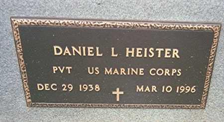 HEISTER, DANIEL L. - Jackson County, Iowa | DANIEL L. HEISTER