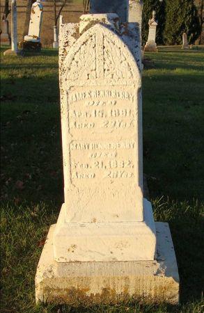 HENNEBERRY, MARY - Jackson County, Iowa | MARY HENNEBERRY