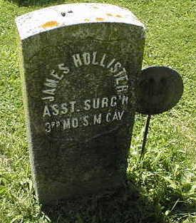 HOLLISTER, JAMES - Jackson County, Iowa | JAMES HOLLISTER