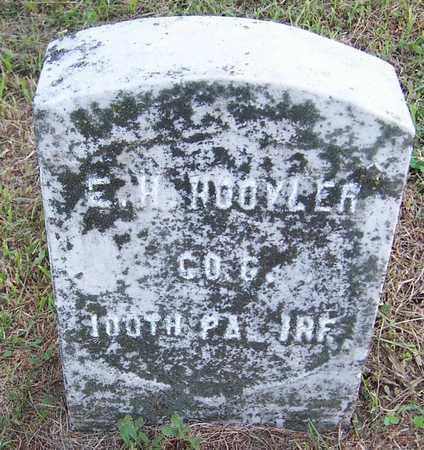 HOOVLER, EDWARD H. - Jackson County, Iowa | EDWARD H. HOOVLER