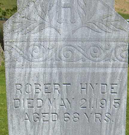 HYDE, ROBERT - Jackson County, Iowa | ROBERT HYDE
