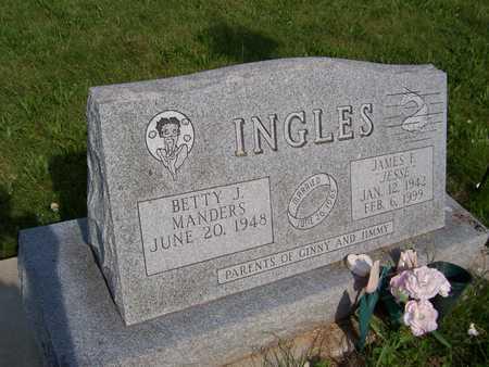 INGLES, JAMES F. - Jackson County, Iowa | JAMES F. INGLES
