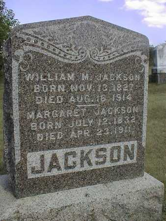 JACKSON, WILLIAM M. - Jackson County, Iowa | WILLIAM M. JACKSON