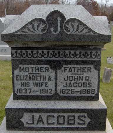 JACOBS, JOHN Q. - Jackson County, Iowa | JOHN Q. JACOBS