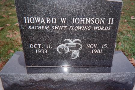 JOHNSON, HOWARD W., II - Jackson County, Iowa | HOWARD W., II JOHNSON