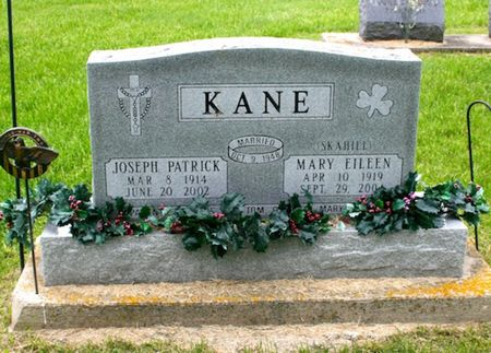 KANE, MARY EILEEN - Jackson County, Iowa | MARY EILEEN KANE