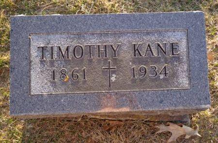 KANE, TIMOTHY - Jackson County, Iowa | TIMOTHY KANE