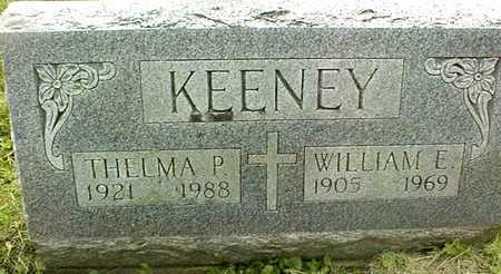 KEENEY, THELMA P. - Jackson County, Iowa | THELMA P. KEENEY