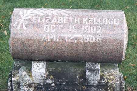 KELLOGG, ELIZABETH - Jackson County, Iowa | ELIZABETH KELLOGG