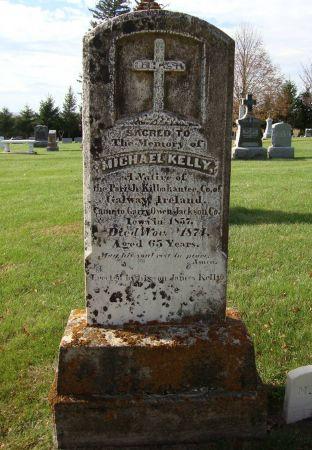 KELLY, MICHAEL - Jackson County, Iowa | MICHAEL KELLY
