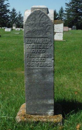 KENEALY, EDWARD - Jackson County, Iowa | EDWARD KENEALY
