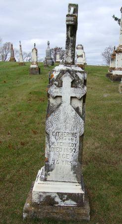 KENNEDY, CATHERINE - Jackson County, Iowa   CATHERINE KENNEDY