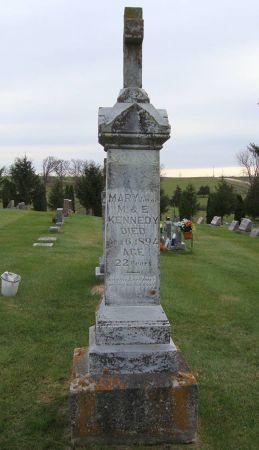 KENNEDY, MARY - Jackson County, Iowa | MARY KENNEDY