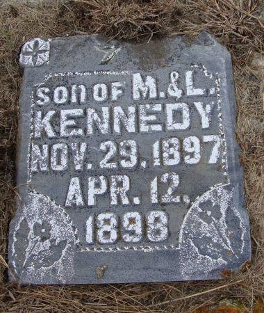 KENNEDY, UNKNOWN - Jackson County, Iowa   UNKNOWN KENNEDY