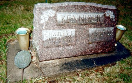 KENNIKER, CHARLES I. - Jackson County, Iowa | CHARLES I. KENNIKER