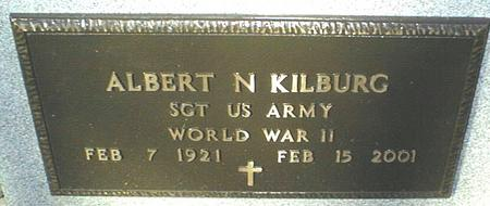 KILBURG, ALBERT N. - Jackson County, Iowa | ALBERT N. KILBURG