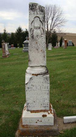 KINSELLA, DENNIS - Jackson County, Iowa | DENNIS KINSELLA