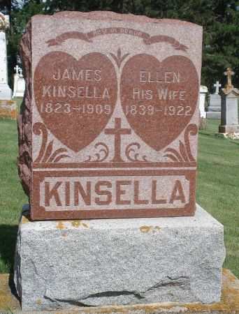 KINSELLA, ELLEN - Jackson County, Iowa | ELLEN KINSELLA
