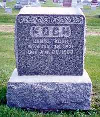 KOCH, DANIEL - Jackson County, Iowa | DANIEL KOCH