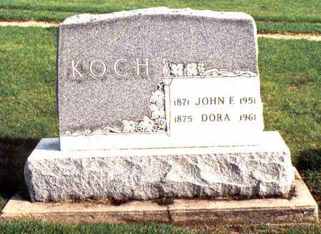 KOCH, JOHN F. - Jackson County, Iowa | JOHN F. KOCH