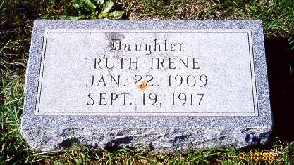 KOCH, RUTH IRENE - Jackson County, Iowa | RUTH IRENE KOCH
