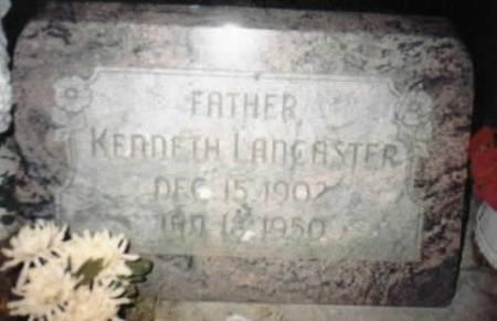 LANCASTER, KENNETH - Jackson County, Iowa | KENNETH LANCASTER
