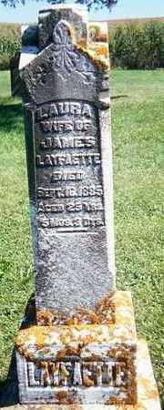 LAYFAETTE, LAURA - Jackson County, Iowa | LAURA LAYFAETTE