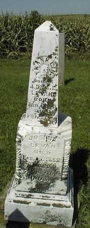 LEVAN, FRANKLIN - Jackson County, Iowa | FRANKLIN LEVAN