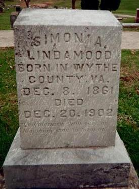 LINDAMOOD, SIMON A. - Jackson County, Iowa | SIMON A. LINDAMOOD