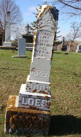 LOES, MICHAEL - Jackson County, Iowa | MICHAEL LOES