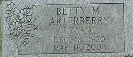 LYNCH, BETTY M. - Jackson County, Iowa | BETTY M. LYNCH
